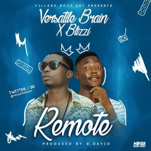 Remote by VERSATILE BRAIN ft. KING RASTA