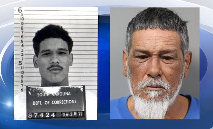 Prisoner Who Escaped In 1979 Was Recaptured On New Year's Eve - See Photos