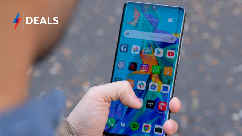 512GB Huawei P30 Pro Sold For Same Price As iPhone 11