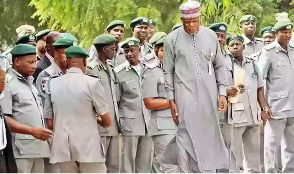 Nigeria Customs Service Shortlists 160,000 Candidates For Aptitude Test