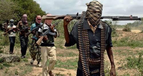 608 Boko Haram Insurgents Repents & Surrender