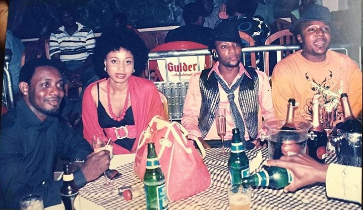 KCEE Limpopo shares throwback photo with AY and E-Money