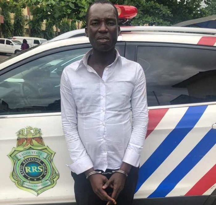 Fake Pastor Arrested In Lagos for Duping Women