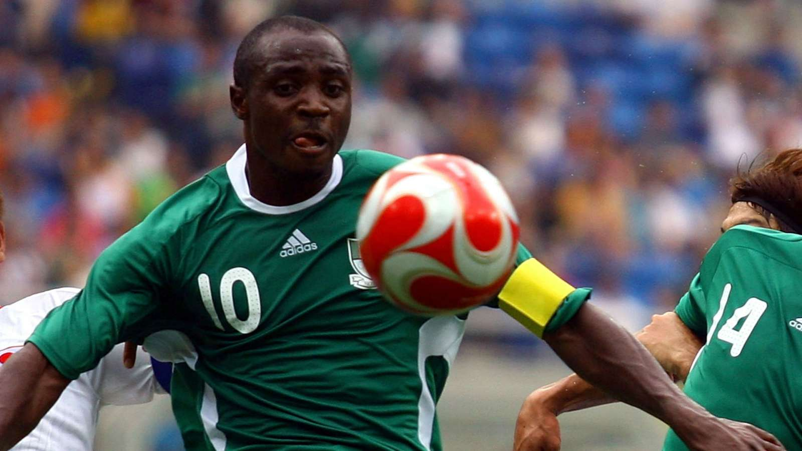 Former Nigerian Striker Isaac Promise Dies At 31