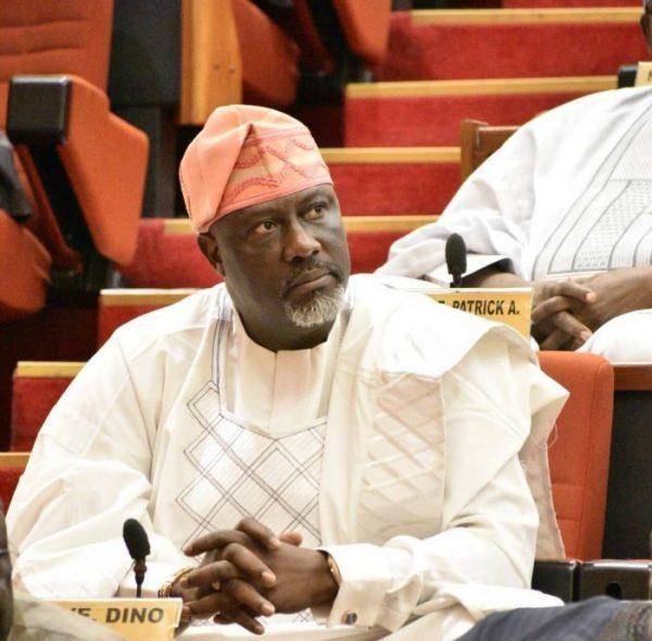 Senator Dino Melaye Becomes A Nollywood Actor