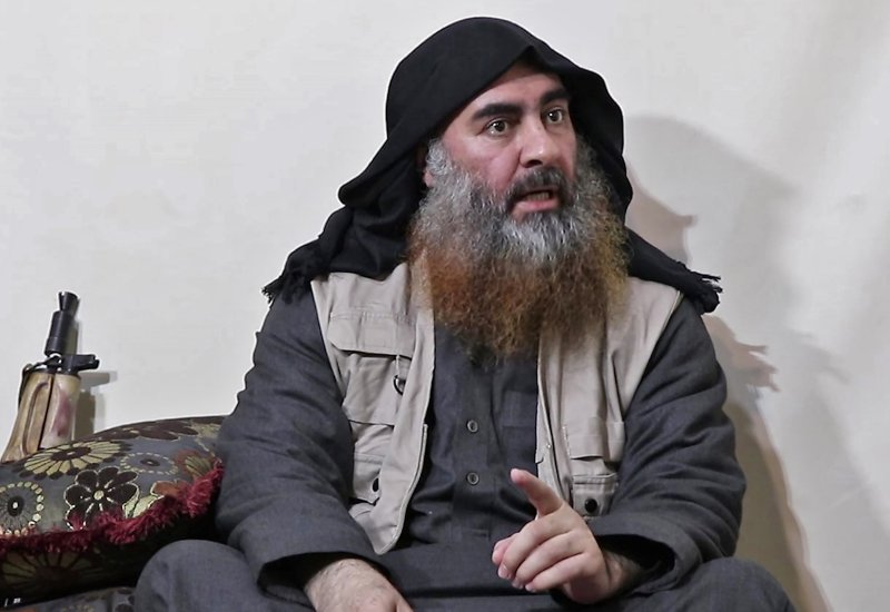 Emir Of ISIS Terrorist Group, Abu Bakr al-Baghdadi Is Dead