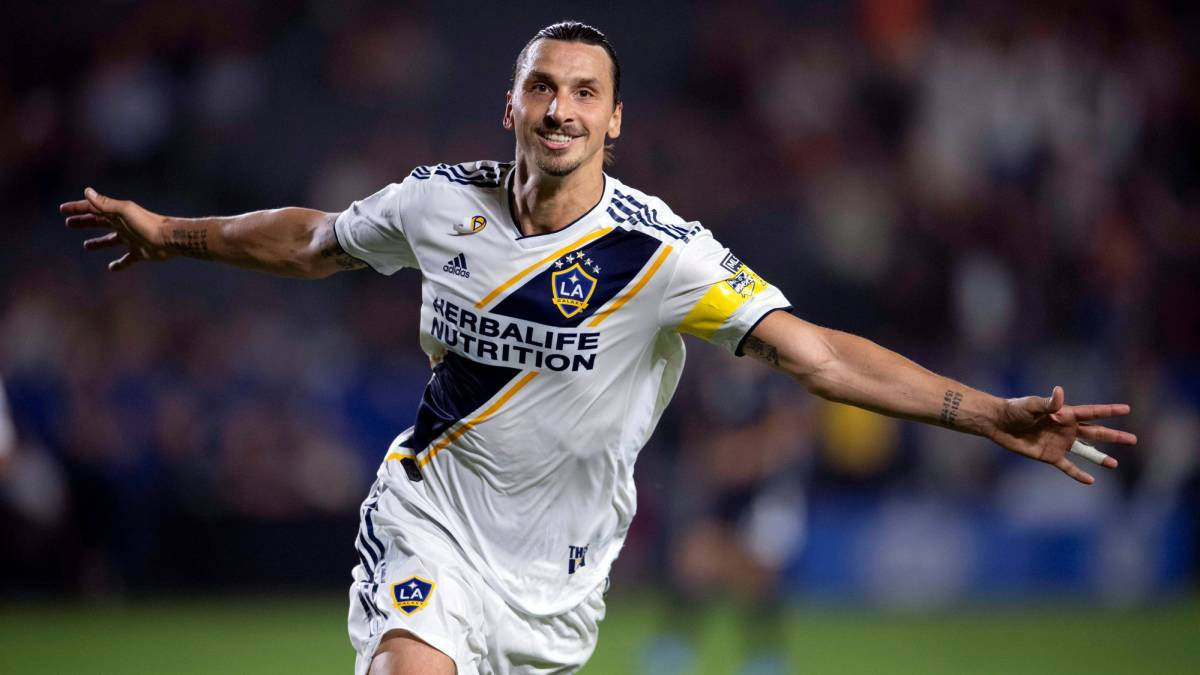 Zlatan Ibrahimović named to 2019 MLS Best XI