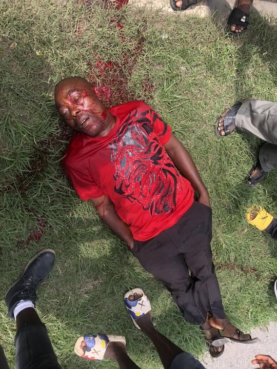 Protesters Killed Brutally In #EndSARS Protest
