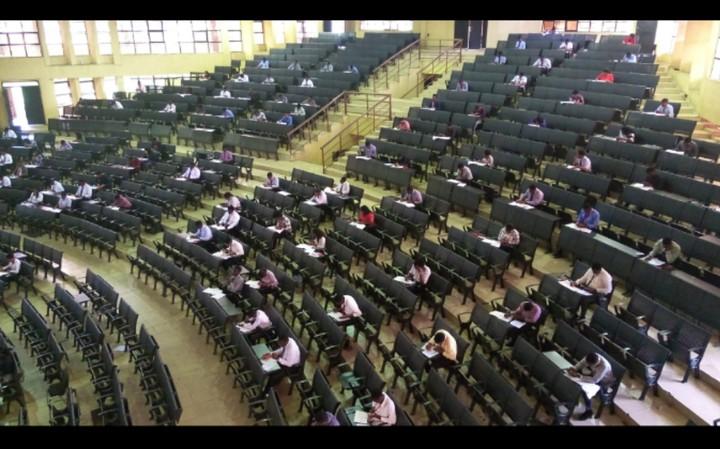 GOSH!!! Experience Covenant University Exam Sitting Style