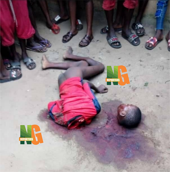 12 Year-Old Girl Beheaded in Delta, Vital Body Organs Missing [GRAPHIC PHOTO]
