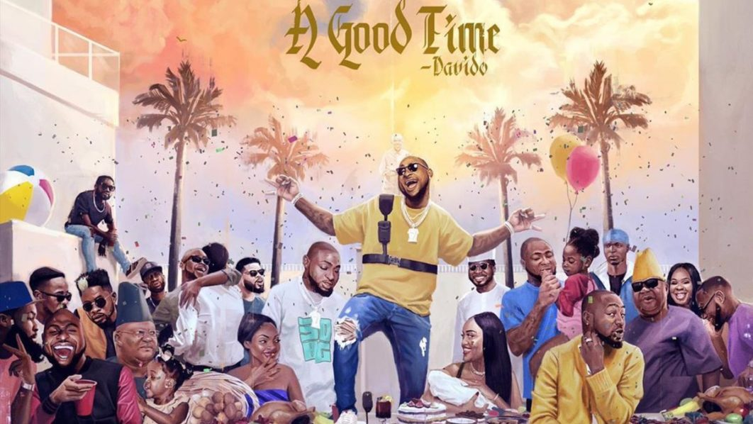 Davido Drops His 2nd Studio Album - ' A Good Time'
