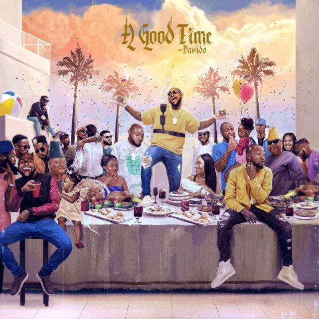 Download A Good Time Album By Davido - ZIP File