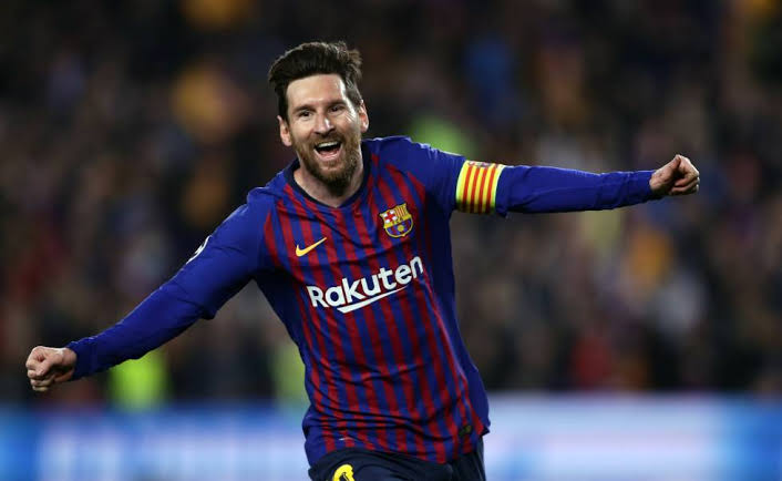 Messi Wins 2019 IFFHS Playmaker Award
