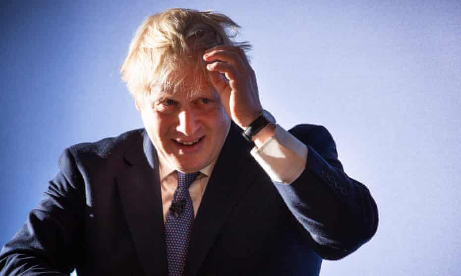 Boris Johnson Accused On Racial Stereotyping On Nigerians