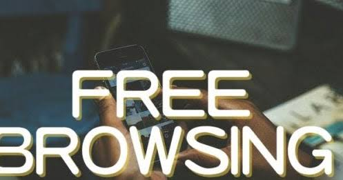 WOAH!!!Unlimited free browsing for all networks