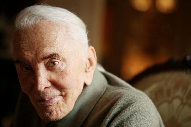 Kirk Douglas, Spartacus Actor Dies At 103