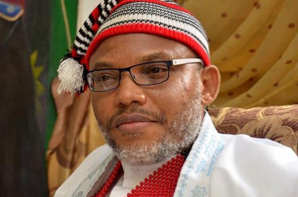 Soldiers Block Entrance For Nnamdi Kanu's Parents Burial