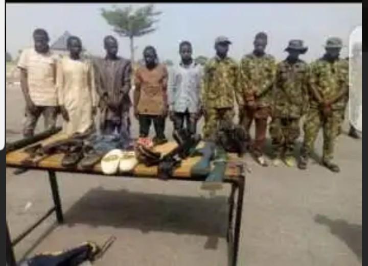 Nigerian Military Accompanies Herdsmen In Killing People