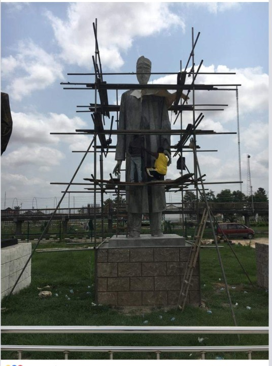 Rochas Okorocha: A New Statue about to be erected in Imo State