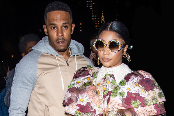 Nicki Minaj's Huaband Arrested For An Attempted Rape Of A 16-Year-Old Girl