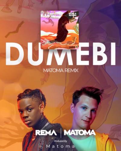 Rema x Matoma  - Dumebi (Remix)