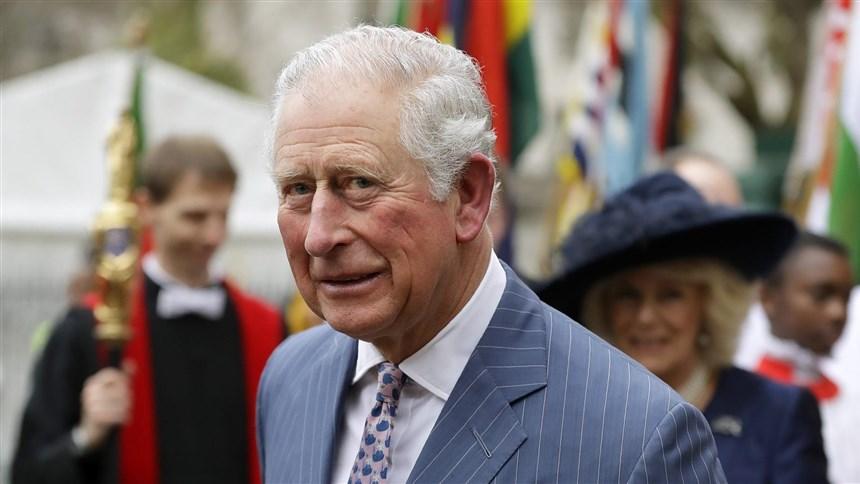 England's Future King, Prince Charles Tests Positive For Coronavirus