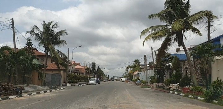 #COVID19 - Streets Of Lagos Deserted Due To Lockdown | See Photos