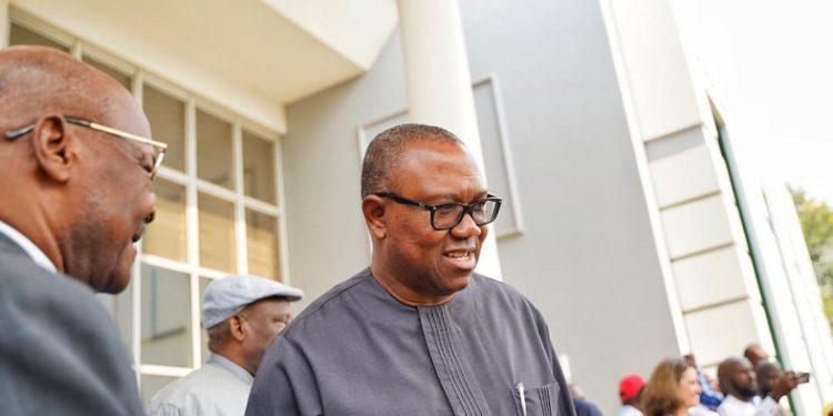 """I did not donate N1 Billion for COVID19"" - Peter Obi"