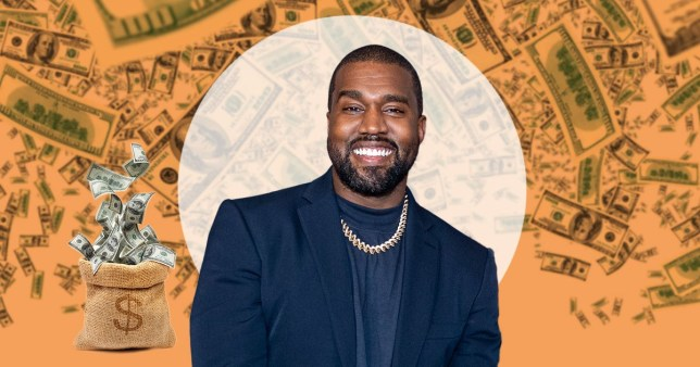 Kanye West Becomes A Billionaire