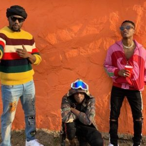 R2Bees – Straight From Mars ft. Wizkid