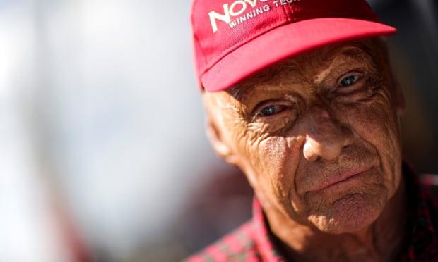 Former Formula One Driver, Niki Lauda Dies At 70