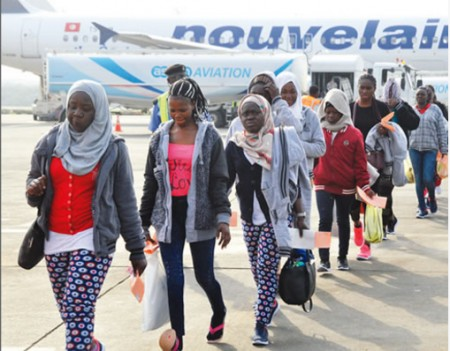 Extra 131 Nigerians About To Be Deported From Libya
