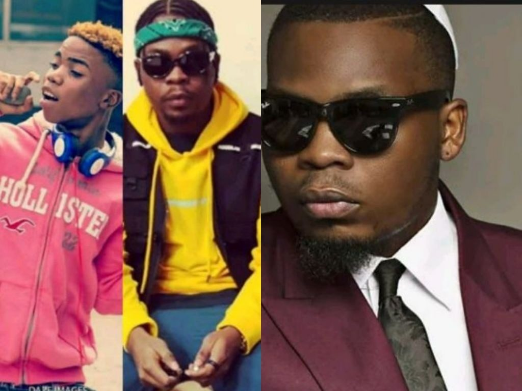 """Lyta left on his own accord"" - Olamide Claims"