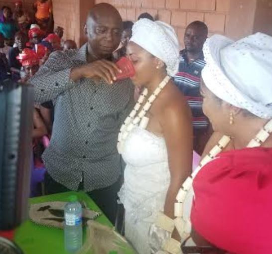 Regina Daniels & Ned Nwoko Completes Traditional marriage Rites