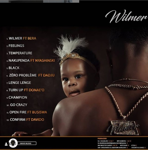 Patoranking Ft. Busiswa – Open Fire