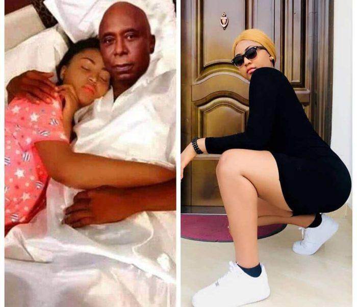 See Photo of Regina Daniels & Ned Nwoko In Bed