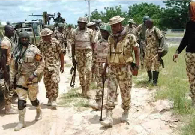 Soldiers Take Out 9 Boko Haram Terrorists In Borno