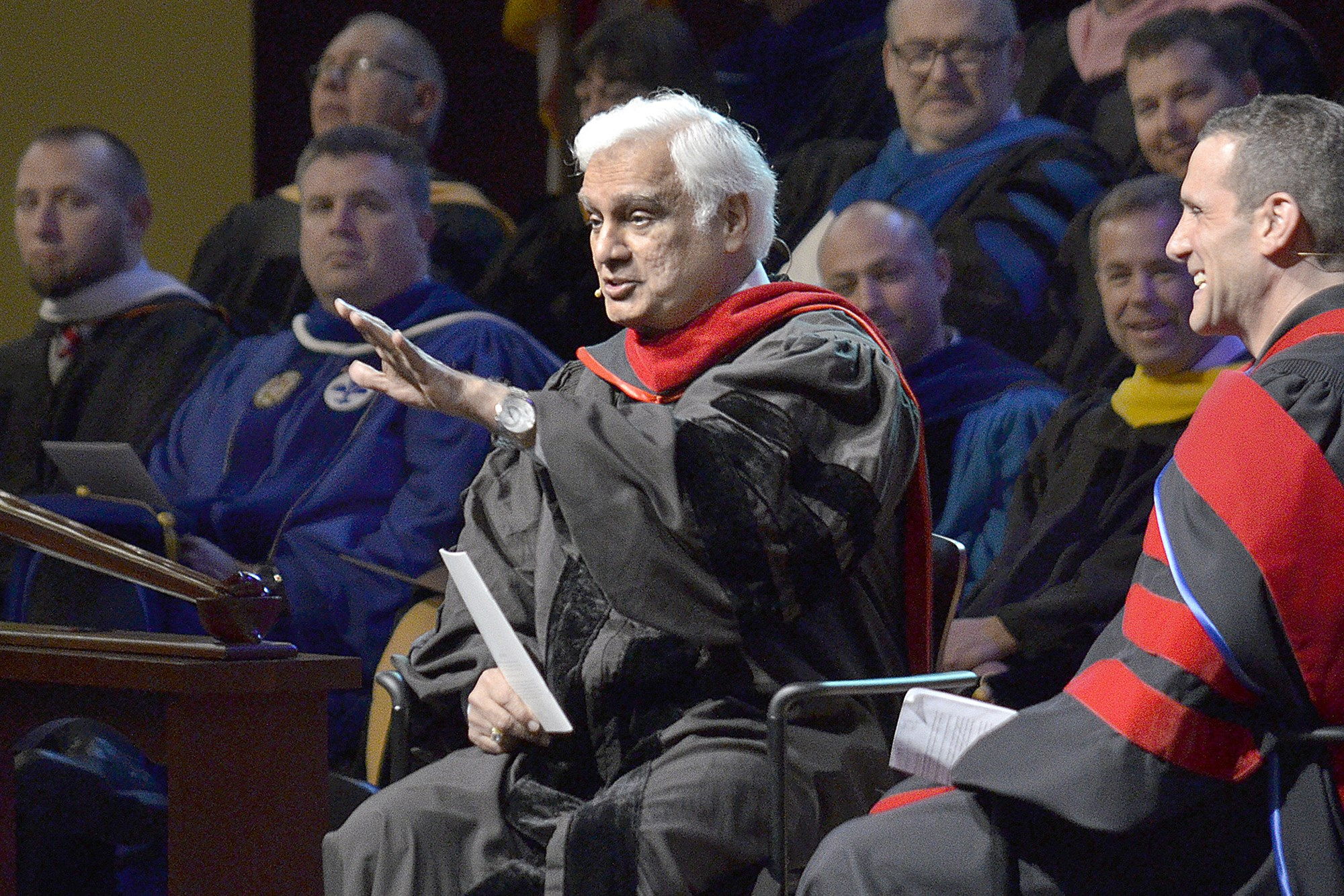 Christian evangelist Ravi Zacharias dies at 74