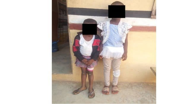 Man Sleeps With His 6 & 9-Year-Old Daughters