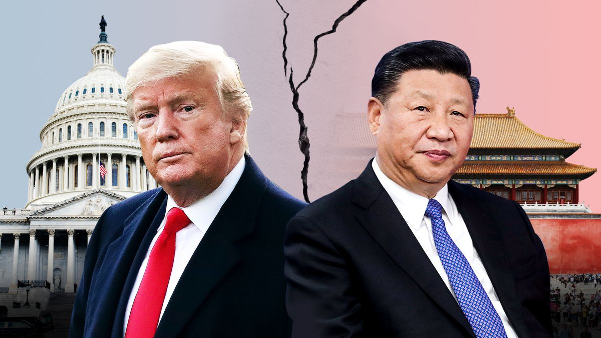 China Warns About US Trying To Spark A Cold War