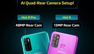 Infinix Hot 9 & Hot 9 PRO Specs Leak