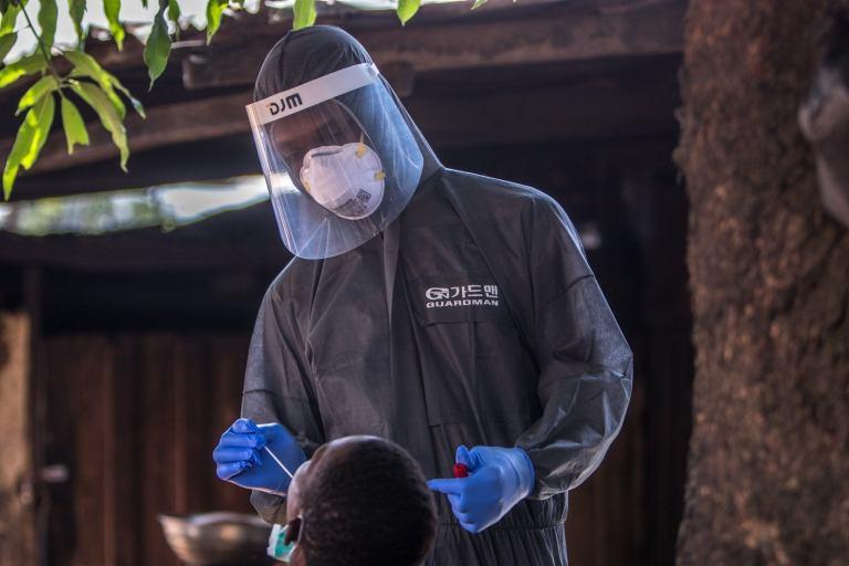 Nigeria's COVID19 Cases Rises To 8733