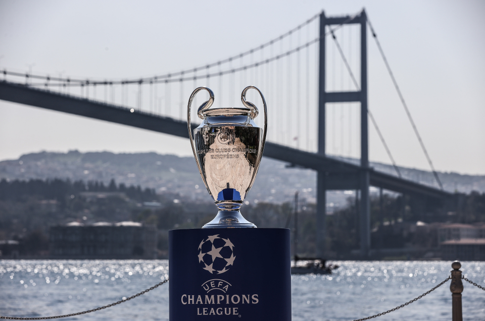 UEFA Insists Champions League Finals will Hold in Istanbul