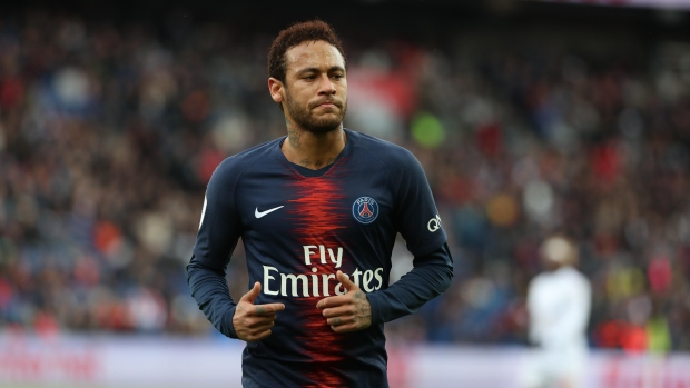 Neymar Accused of Rape - See Details