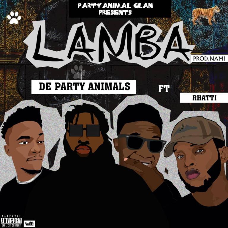De PartyAnimals ft Rhatti – Lamba