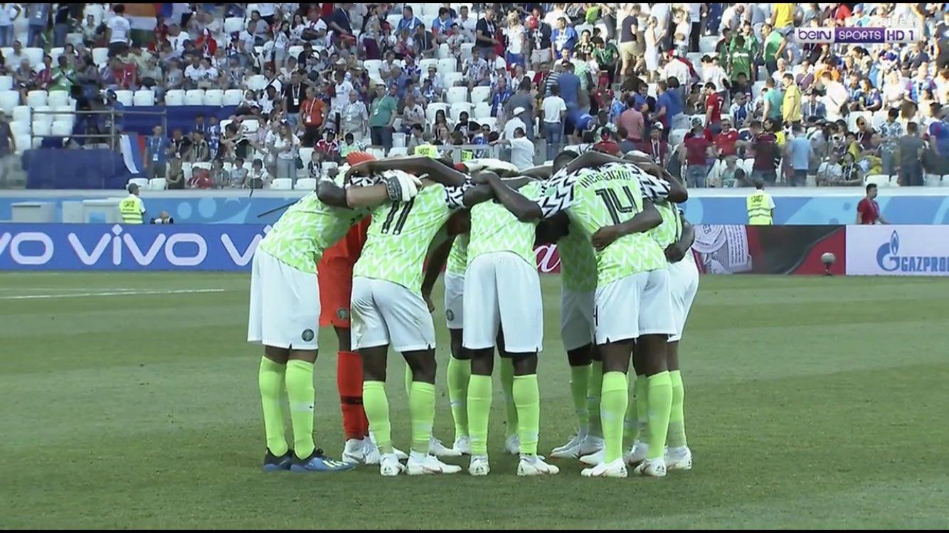 Nigeria 0 - 0 Zimbabwe - FULL TIME