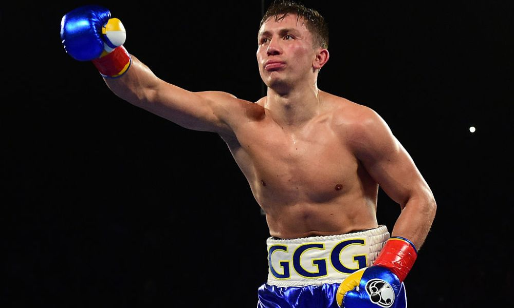 Gennady Golovkin vs Steve Rolls: GGG Knocks Scores Quick Knockout,