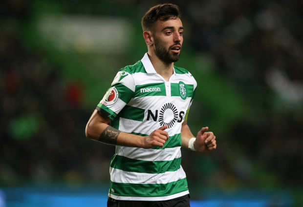 Liverpool & Man Utd Battle Over Bruno Fernandes For £62m