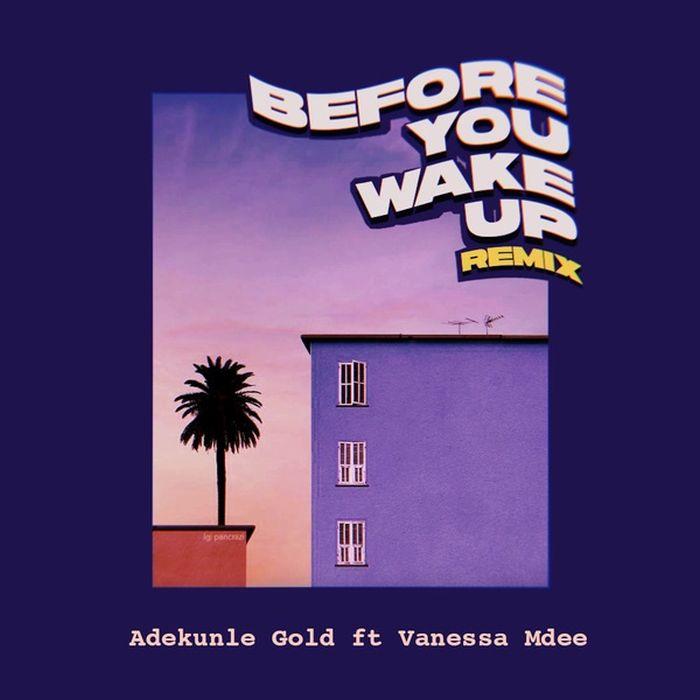 Adekunle Gold Ft. Vanessa Mdee – Before You Wake Up (Remix)