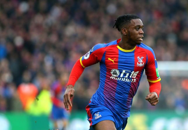 Manchester United Set To Complete £60m  Deal For Aaron Wan-Bissaka